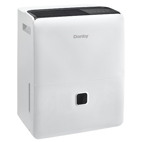 90 Pint Dehumidifier with Ionizer