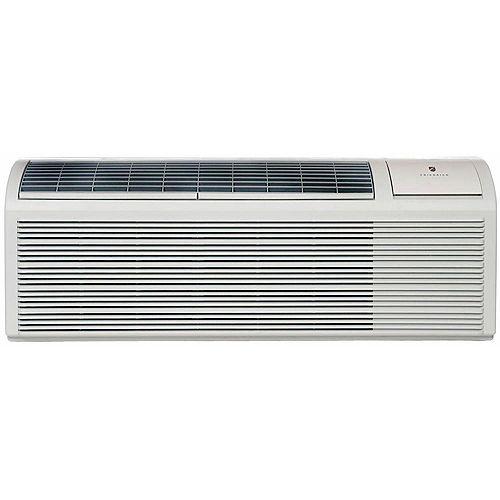 Packaged Terminal Air Conditioner, 15k BTU, Heat & Cool, 230 Volt