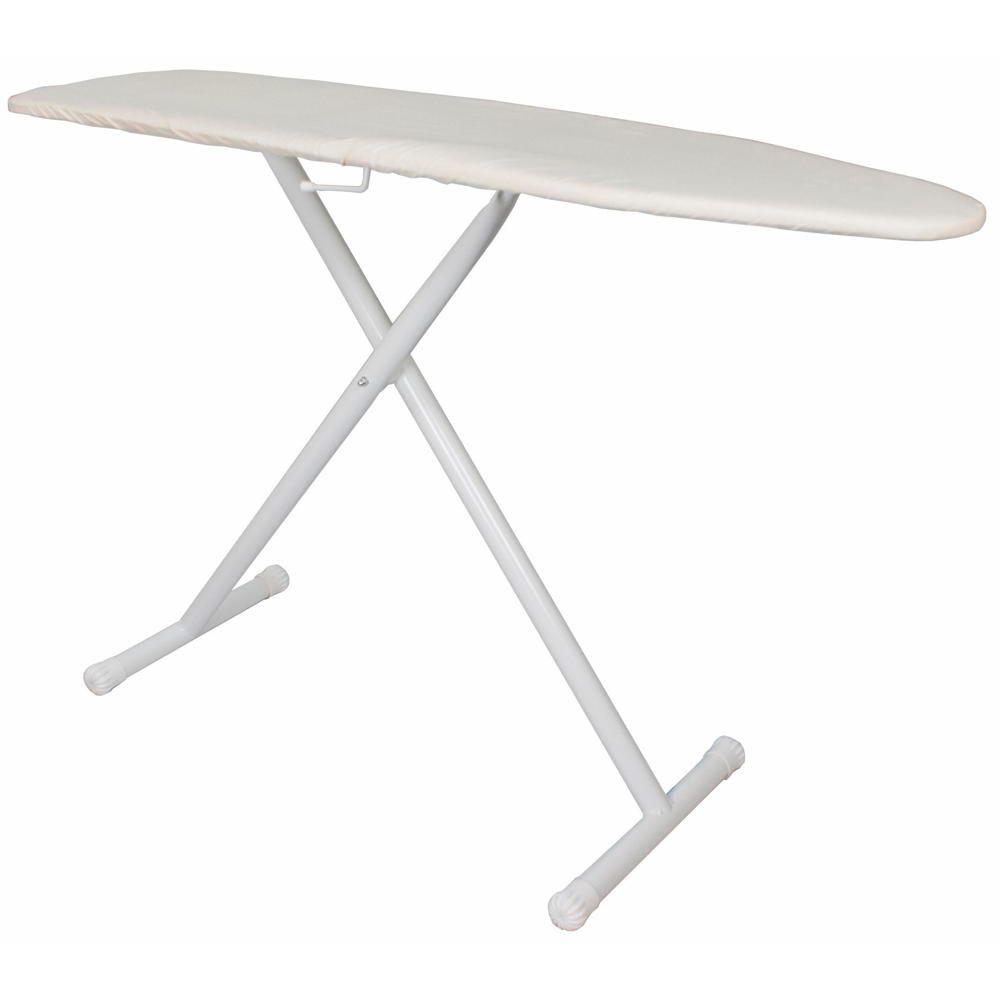 LOHOX Accueil Planche /à Repasser Table /à Repasser R/étractable Placard Tiroir Amovible Facile /à Roussir R/ésistant Peu Encombrant Installation Pliable R/étractable 81x30cm 32x12inch