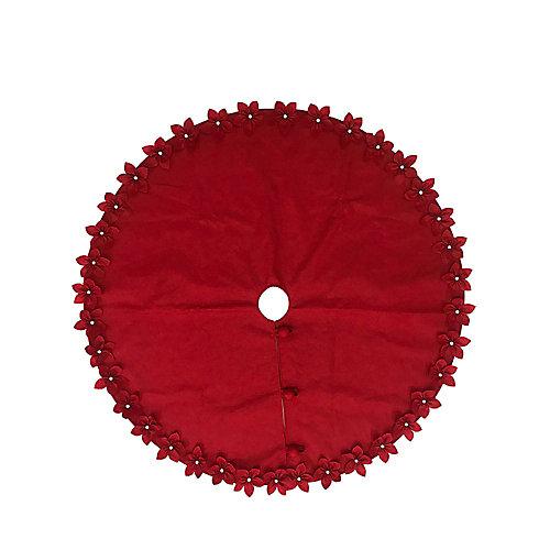 54 inch Red Tree Skirt