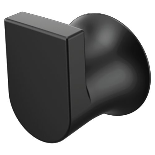 Genta Robe Hook, Matte Black
