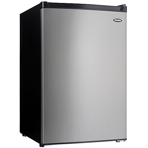 4.5 cu. ft. Compact Fridge with True Freezer
