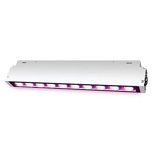 Bande de lumière de culture verticale 2 ' hydroponique
