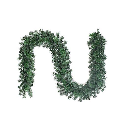 Guirlande en pin mélangé, de 2,74 m