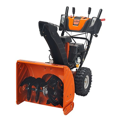 24-inch 208cc Two-Stage Snowblower