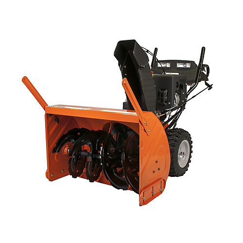 28-inch 420cc Two-Stage Snowblower