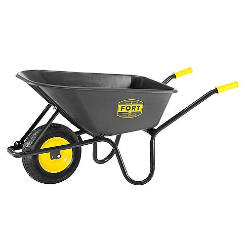 RP6FF 6 cu ft. wheelbarrow