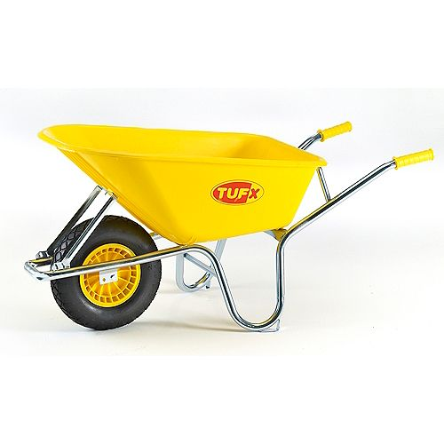 PE100 6 cu ft. wheelbarrow