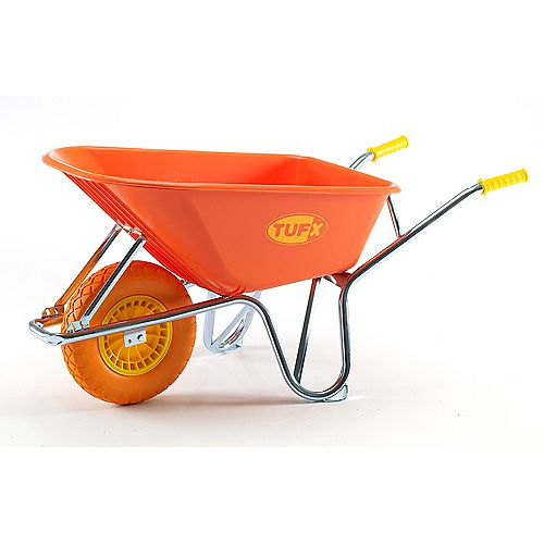 PX120F-X7 6 cu ft. wheelbarrow