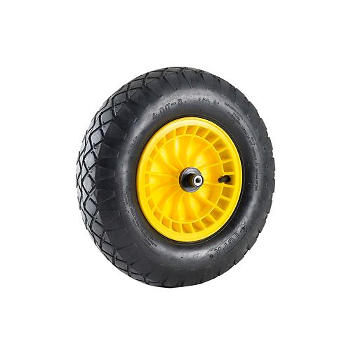 Large Knobby Air wheel