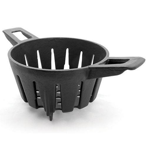 KEG Cast Iron Charcoal Basket