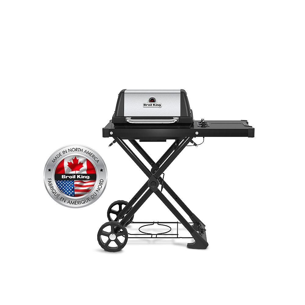 Broil King Barbecue au propane portatif Porta-Chef AT220, 16 000 BTU