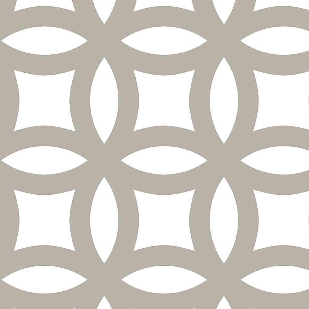 M-D Building Products 1  pi X 2  pi Feuille En Aluminium Mosaïque