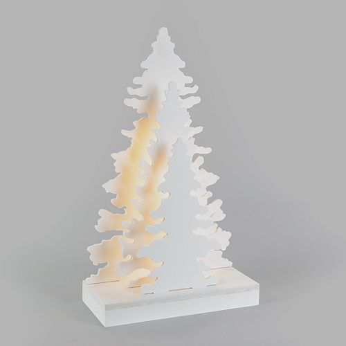 Home Accents 14 inch Diorama Silhoutte Tree