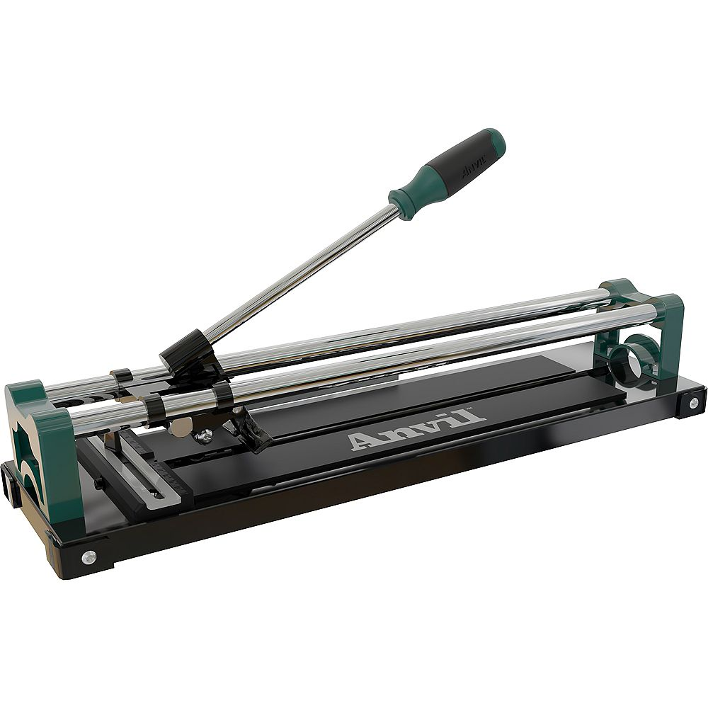 Anvil 14 Inch Ceramic And Porcelain Tile Cutter The Home Depot Canada