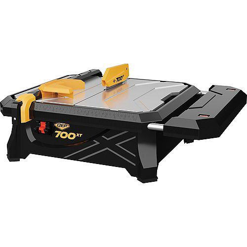 7-inch 700XT Wet Tile Saw with Table Extension