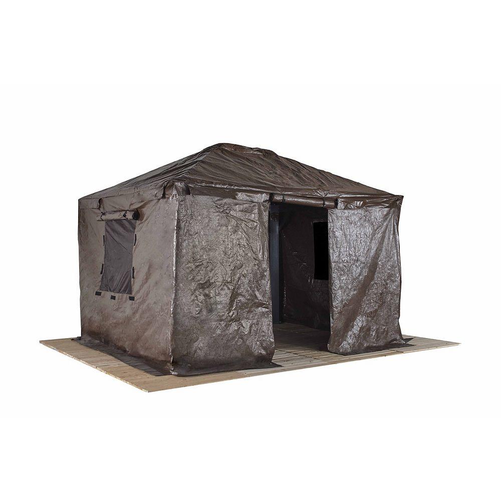 Sojag UNIVERSELLE Toile Hivernale 8 pix 8 pi