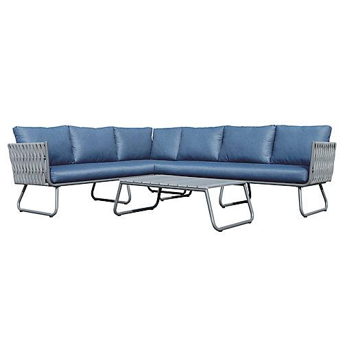 Ensemble de sofa Stockholm 3 pièces