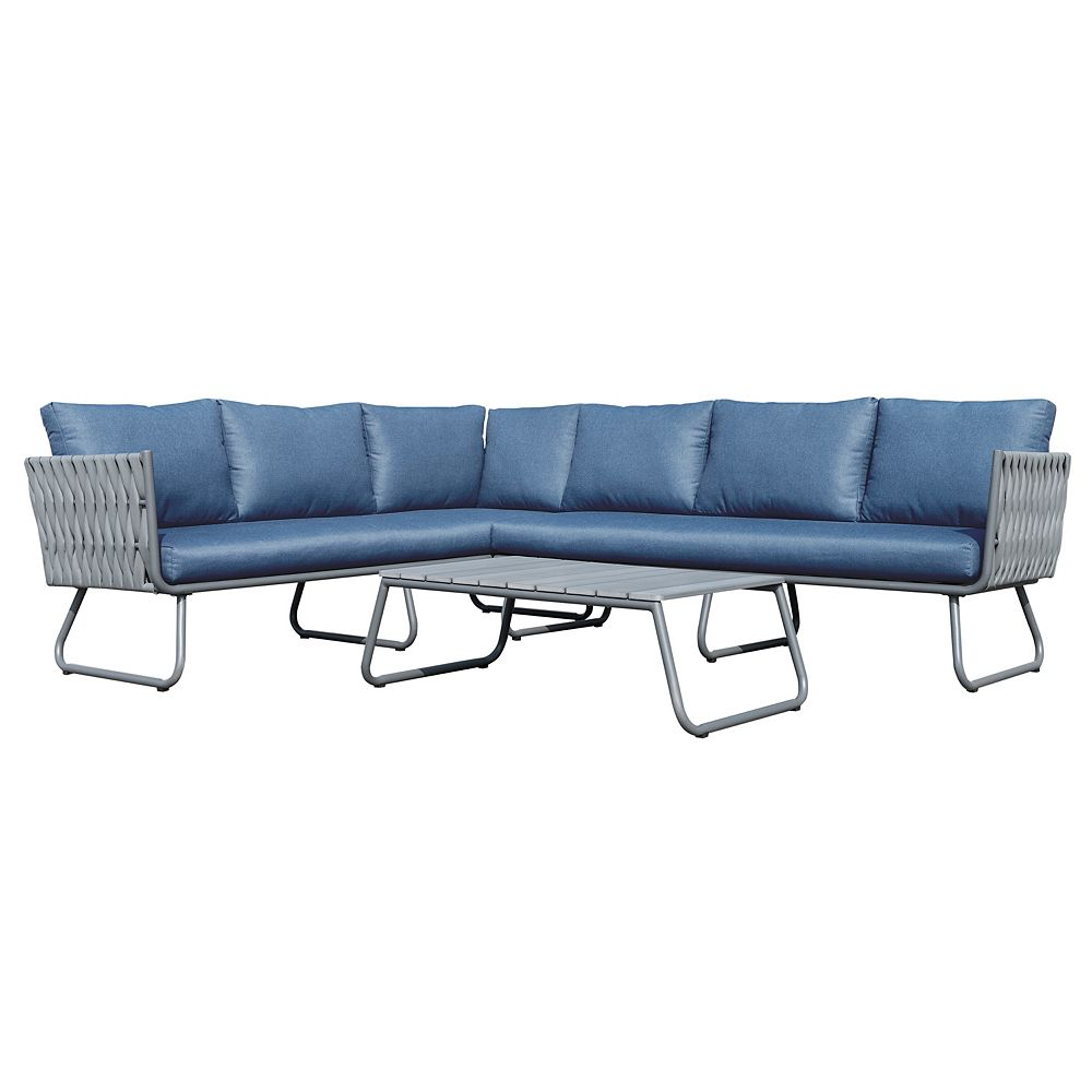 Sirio Stockholm 3-piece Sofa Set