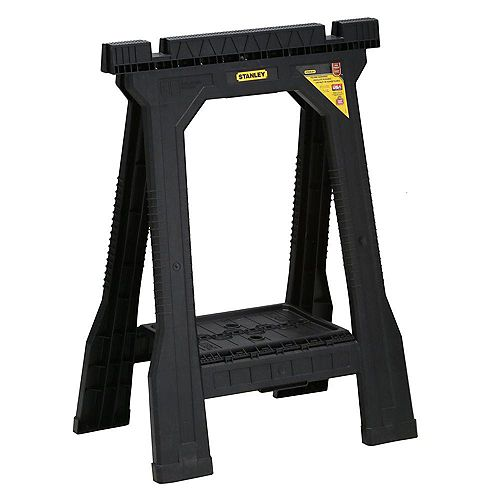 22-inch Folding Sawhorse (2-Pack)
