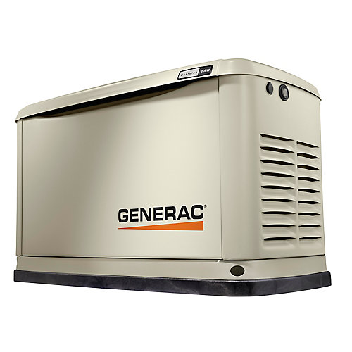 20/17 kW Air-Cooled Standby Generator, Aluminum Enclosure - 3Ø