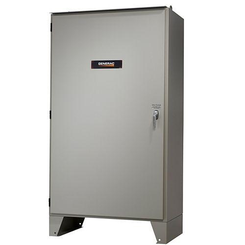 120/240-Volt 600 Amp Non Service Rated Single Phase NEMA 3R Smart Transfer Switch
