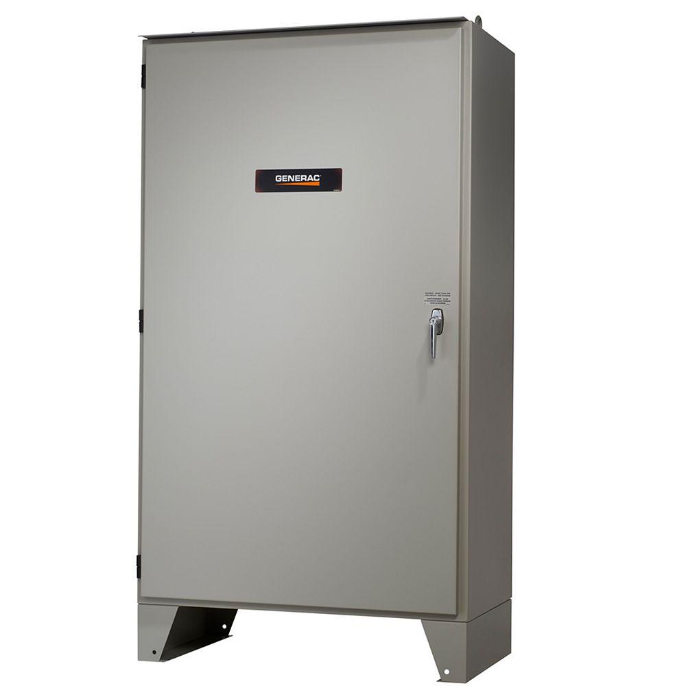 Generac Commutateur de transfert automatique NEMA 3R 120/208-Volt 600-amp