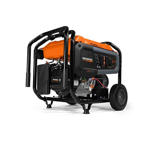 GP 8000W Portable Generator with Electric Start