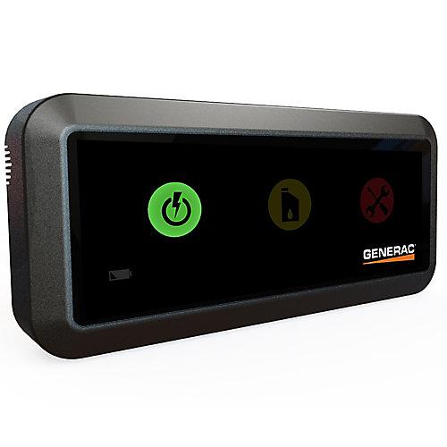 Wireless Remote in Home Monitor