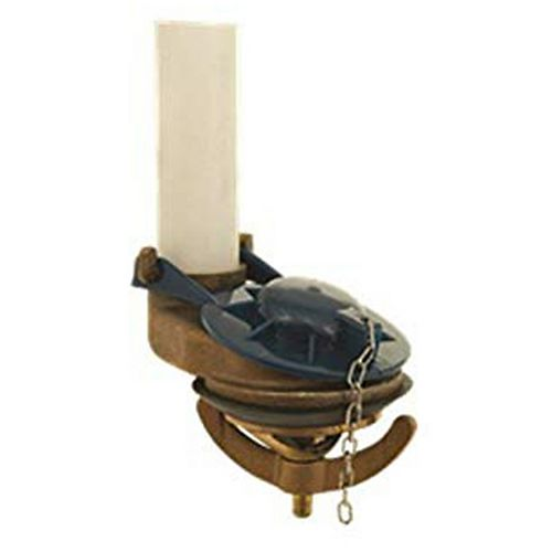 BRIGGS TOILETS SP-88 Brass Flush Valve for Older 1-Piece Model Toilets