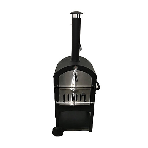 Outdoor Wood Fired Oven with Pizza Stone