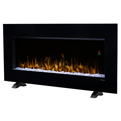 Nicole Wall Mount Electric Fireplace