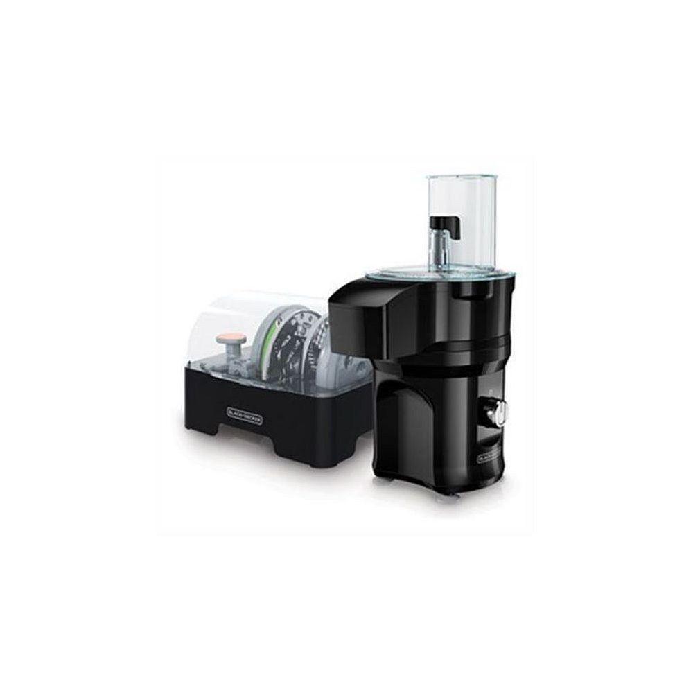 BLACK+DECKER Multiprep Slice 'N Dice All-In-One Food Processor