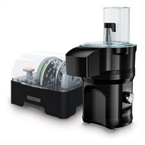 BLACK+DECKER Multiprep Slice 'N Dice All-In-One Food Processor