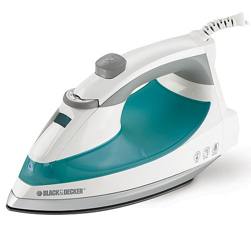 Traditional Steam Iron