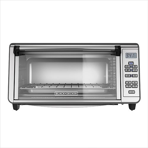 Extra Wide Digital Toaster Oven