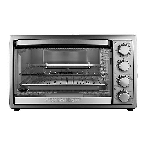 BLACK+DECKER 12 In. Convection Toaster Oven