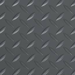 7,5 x 17 pi  Revêtement protecteur larmé G-Floor de qualité commerciale, gris