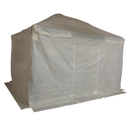 F.Corriveau International Winter cover 10 ft.x12 ft. for gazebo