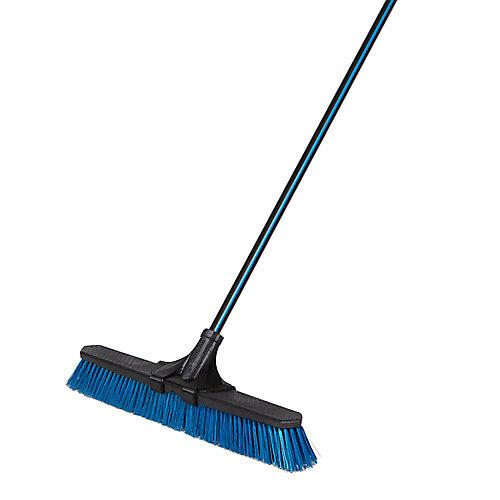 24-inch Clip'N Lock Rough Surface Push Broom