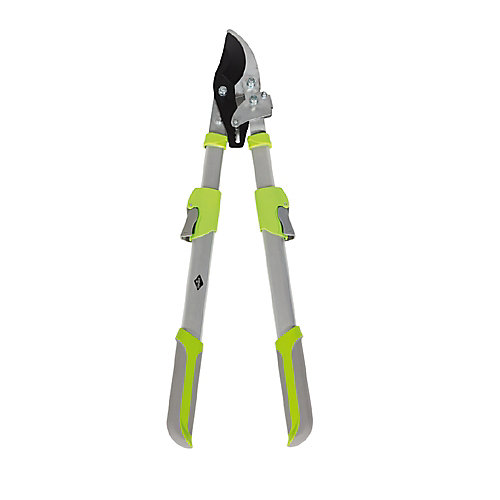 NXBL28RT 28-inch Telescopic Bypass Lopping Shears for Trimming Green Living Branches