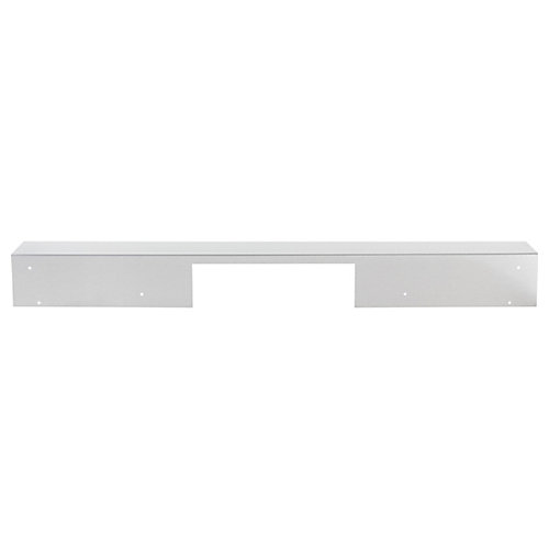 15-inch Cabinet Spacer for 30-inch Hoods in Stainless Steel