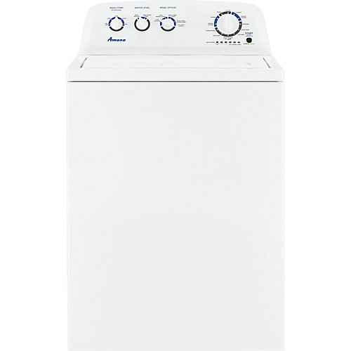 4.4 cu. ft. Top Load Washer in White