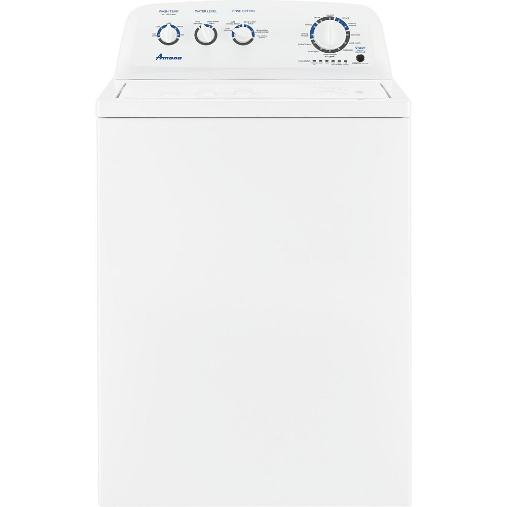 Amana 4.4 cu. ft. Top Load Washer in White