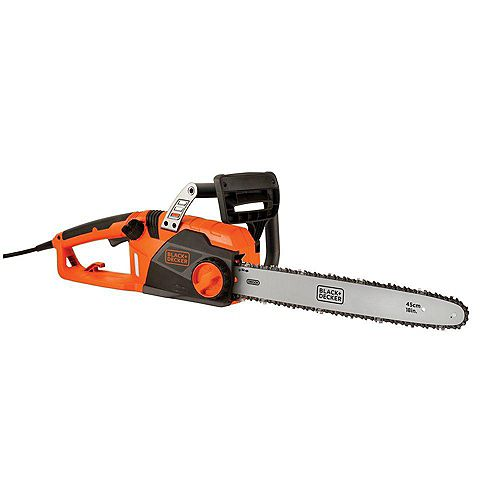BLACK+DECKER 18-inch 15-Amp Corded Electric Chainsaw