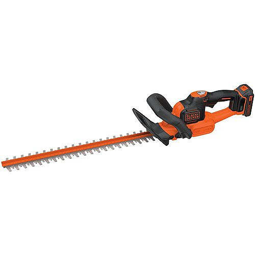 20V MAX Lithium AntiJam Hedge Trimmer w/ 1.5Ah Battery