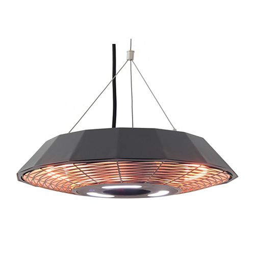 Infrared Electric Outdoor Heater-Hanging with remote