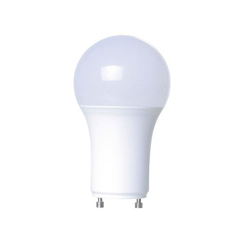 60W Equivalent Soft White GU24 Dimmable LED Light Bulb