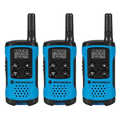 Radio bidirectionnelle T100TMC - Modèle d'entrée de gamme