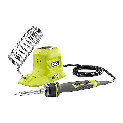 18V ONE+ Cordless 40-Watt Soldering Iron (Tool Only)